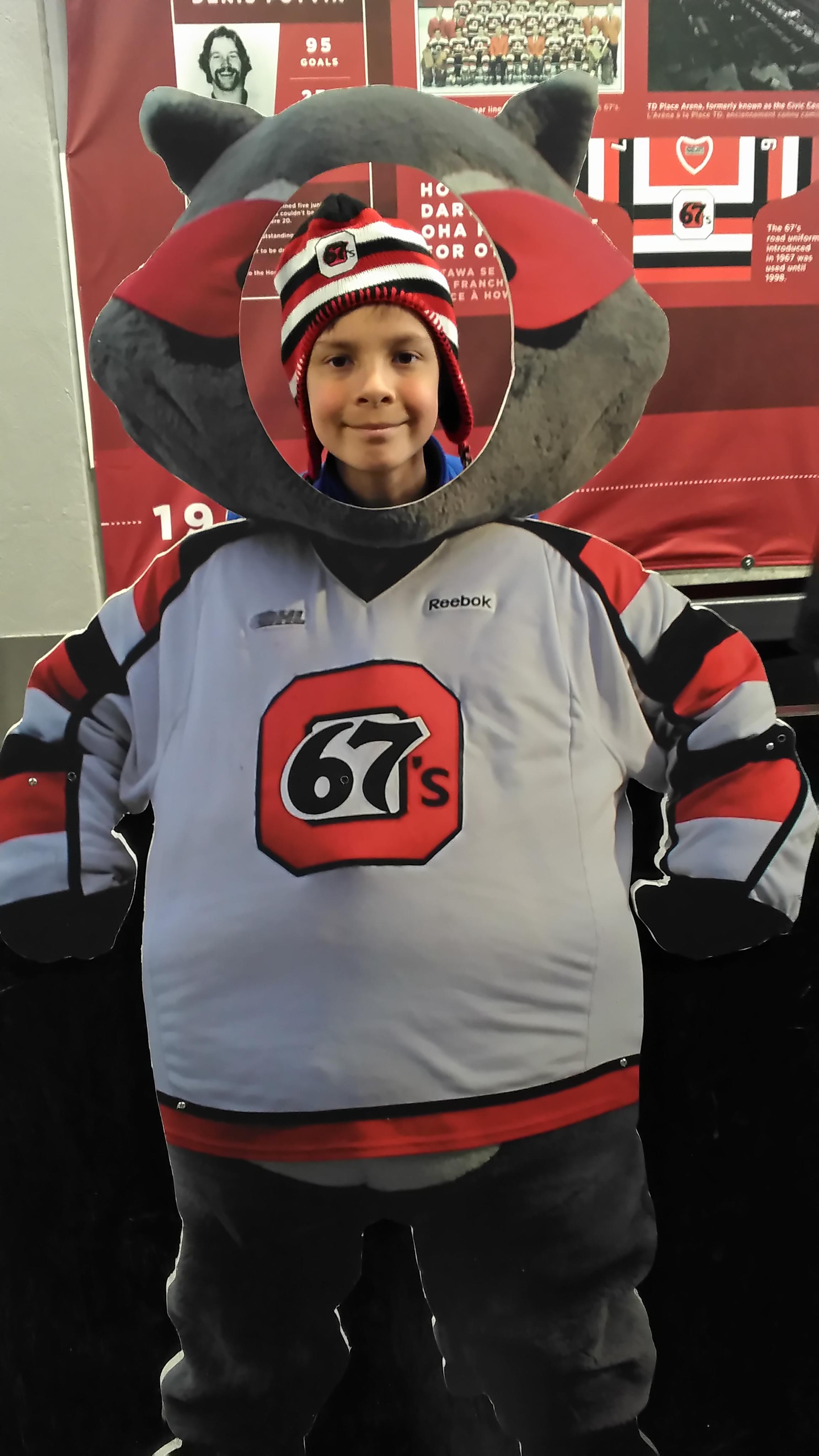 Family Friendly Hockey with the Ottawa 67s!