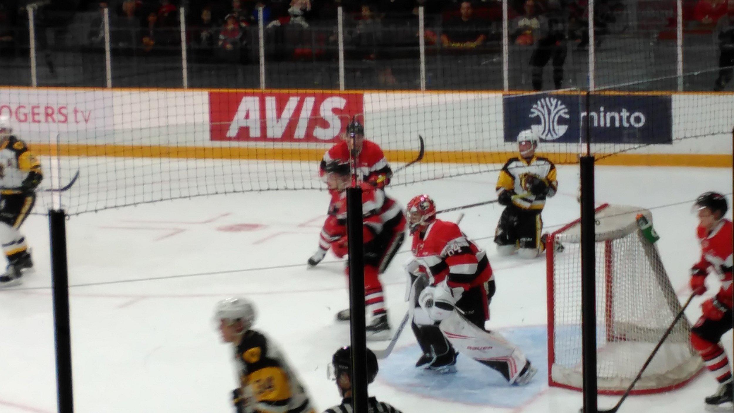 Family Friendly Hockey with the Ottawa 67's.jpg