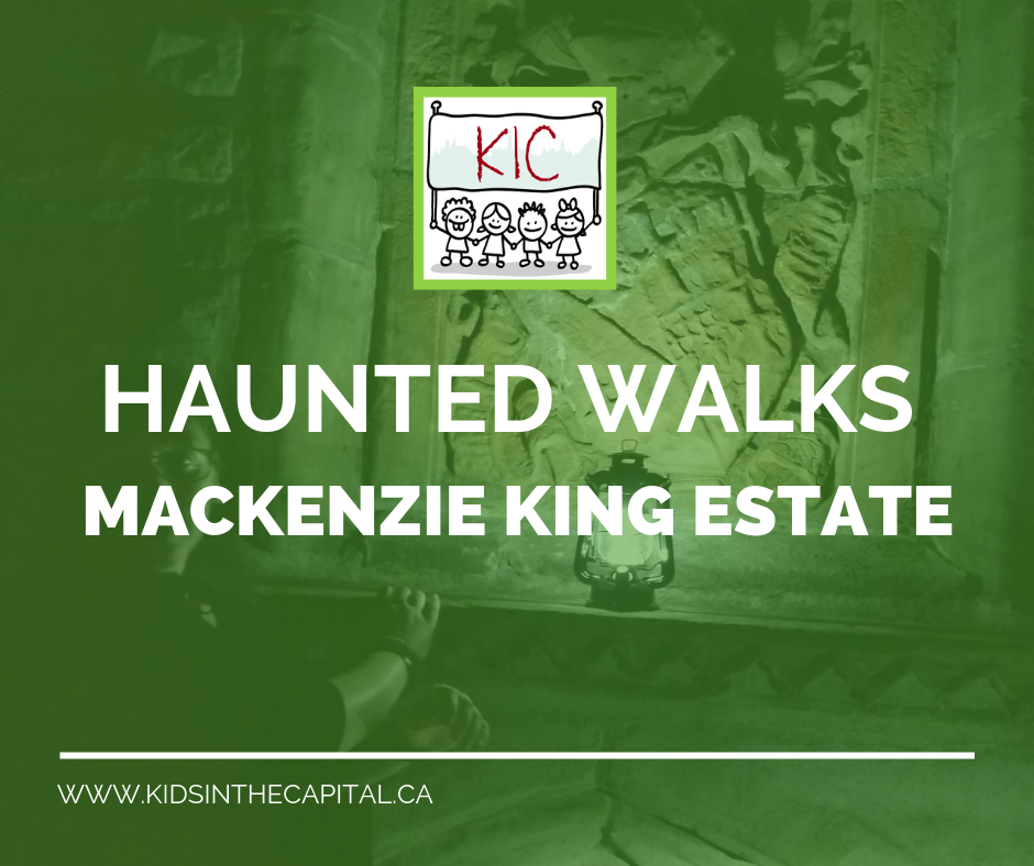 HAunted Walks Ottawa Mackenzie King