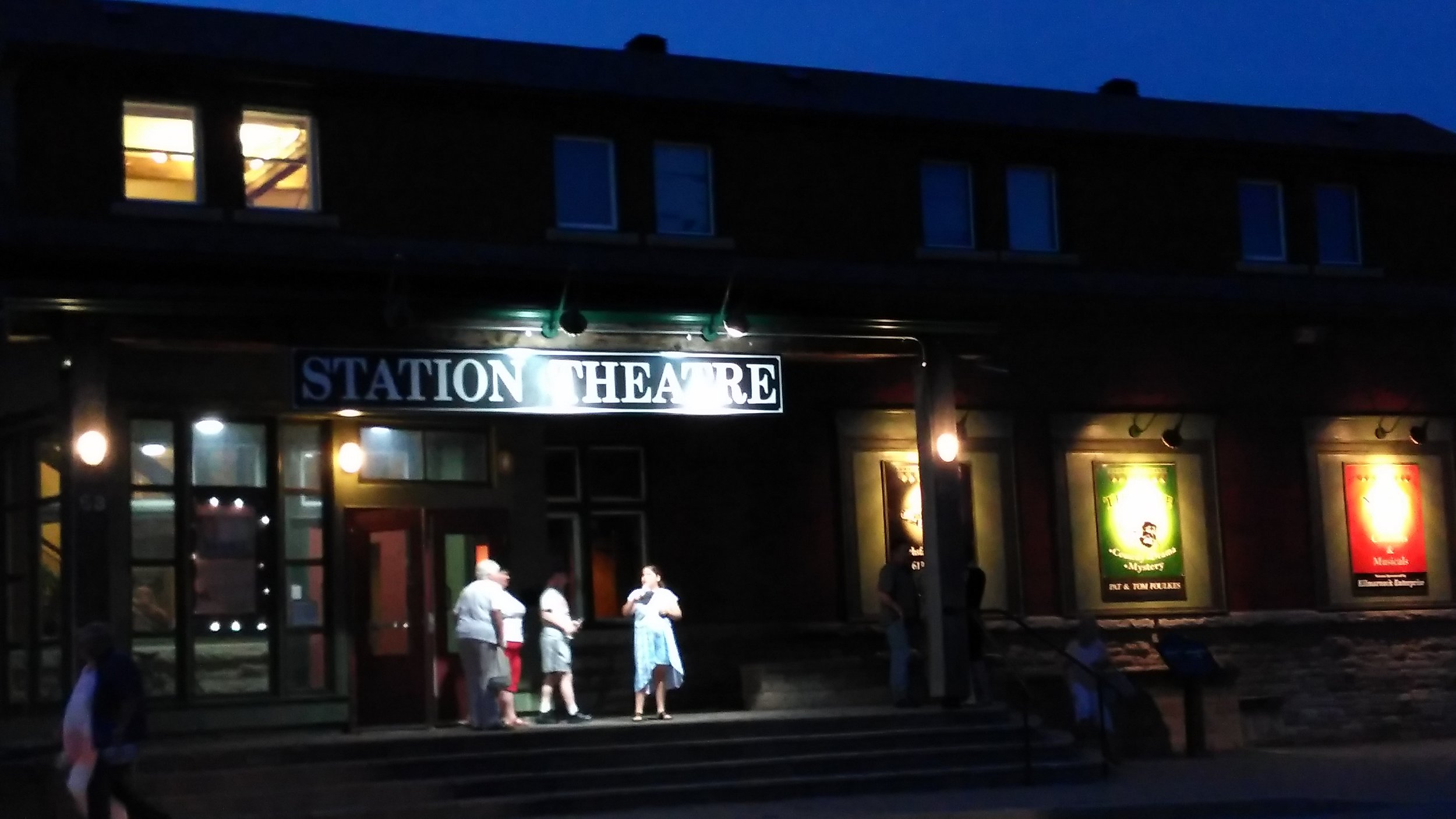 Station Theatre, Smiths Falls
