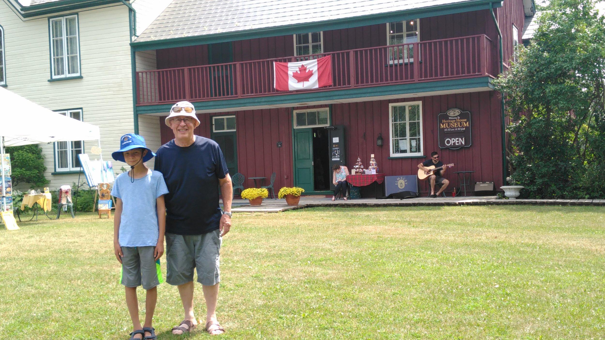 Heritage House - Smiths Falls, Ontario