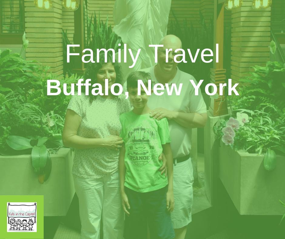 Family Travel: Buffalo NY