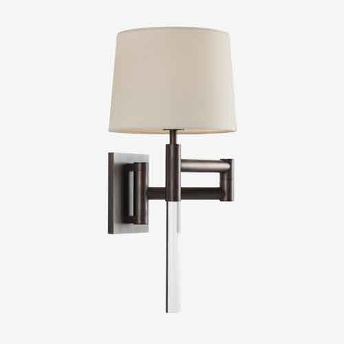 Knowlton Swing Arm Sconce