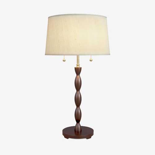 Hourglass Desk Lamp