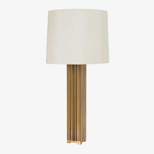 Finn Stripe Table Lamp