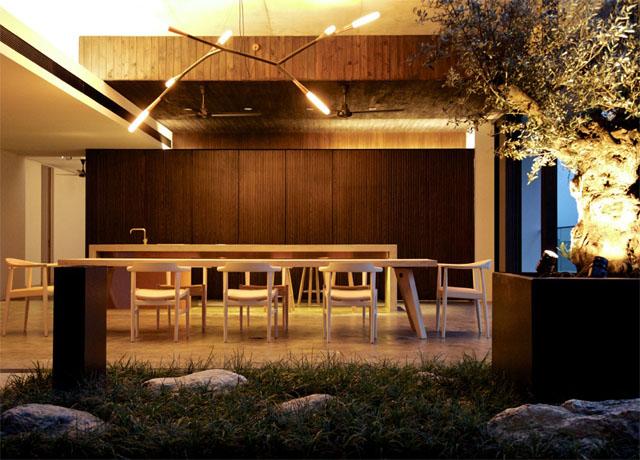 Flooring Hardwood Interior Design Indonesia