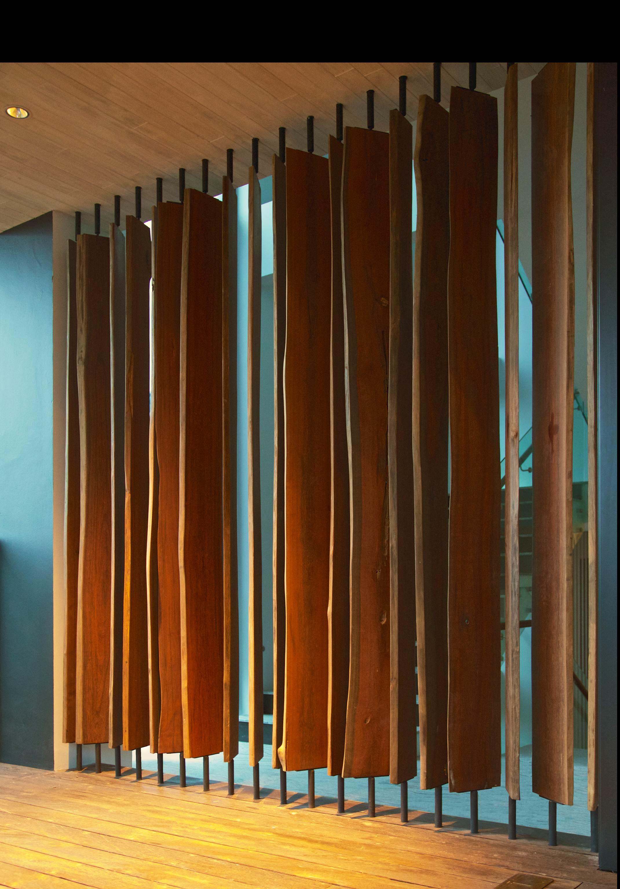 Panels Siding Ulin Interior Design Recycle Wood