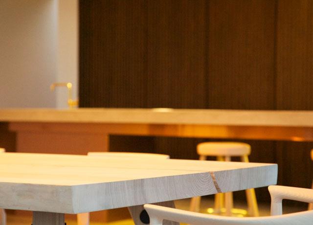 Flooring Ulin Kayu Besi Countertops Interior Design