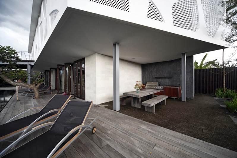 Decking Ulin Architectural Structure