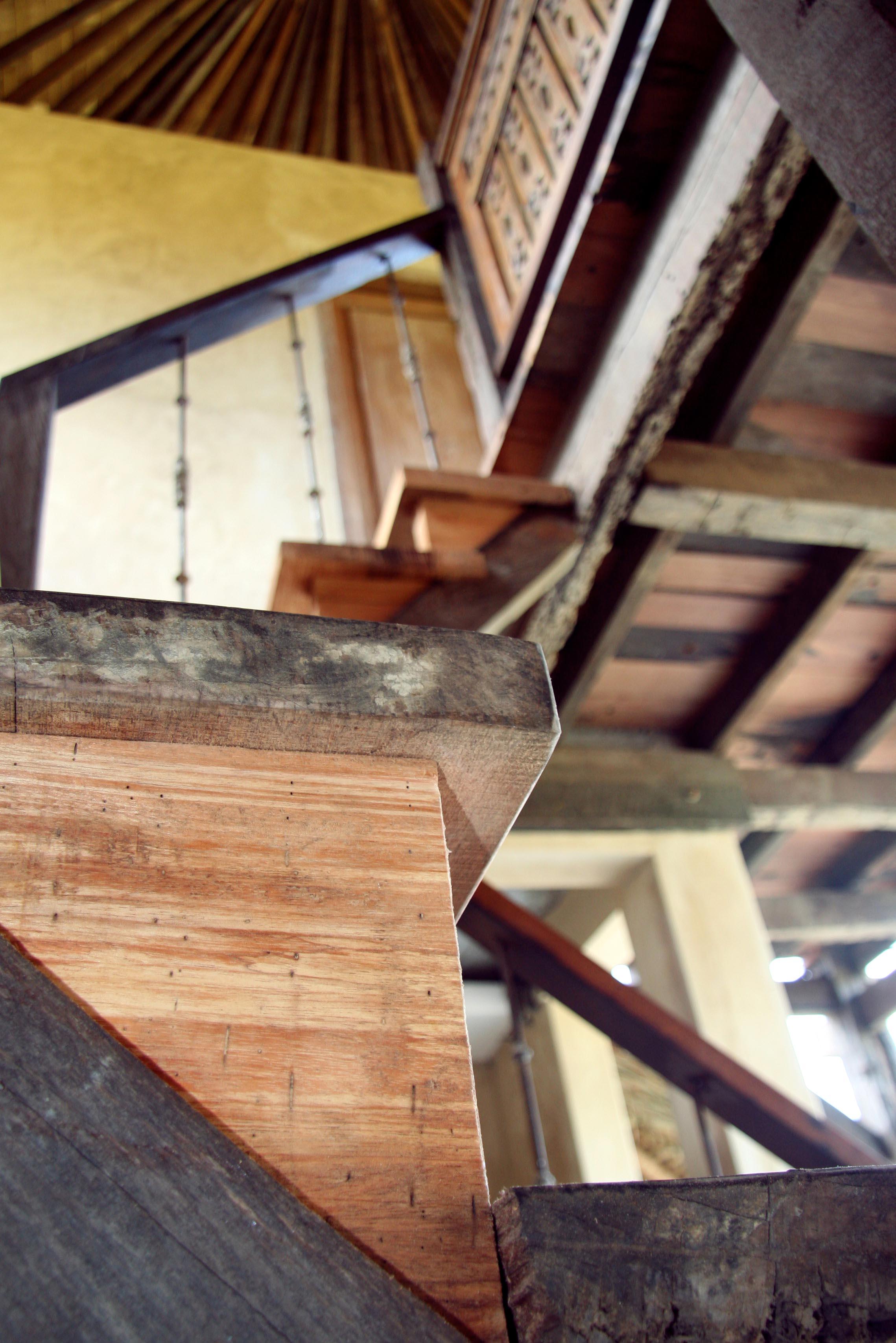Reclaimed Timber Interior Design Hardwood