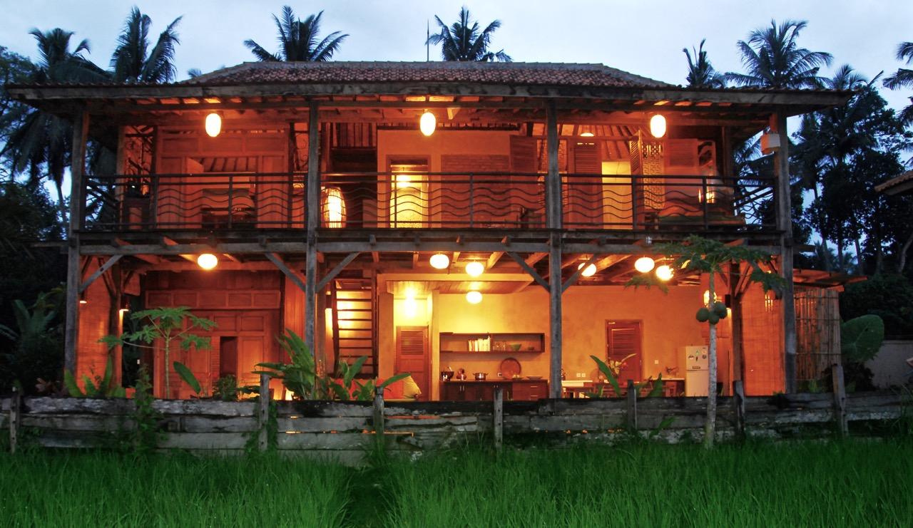 Reclaimed Ironwood Indonesia Flooring