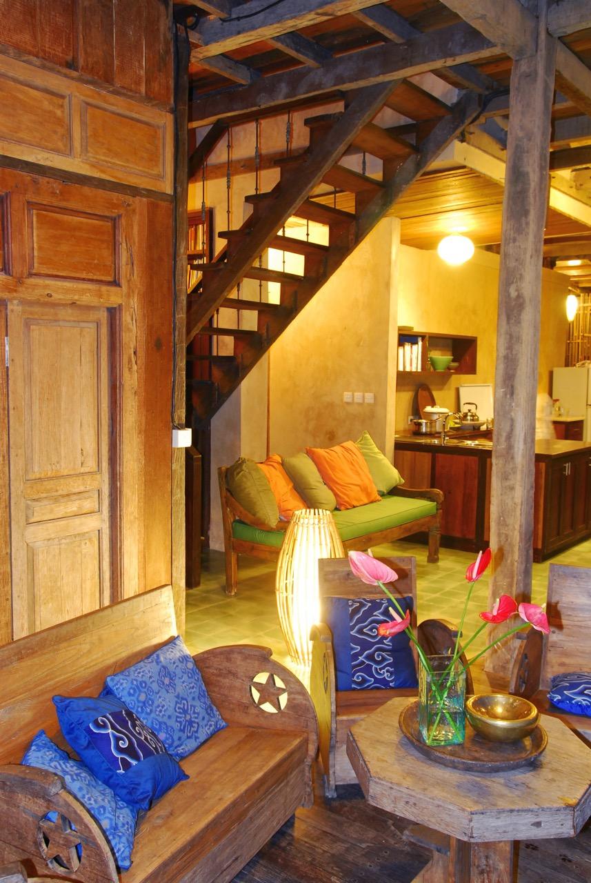 Reclaimed Wood Interior Design Ulin