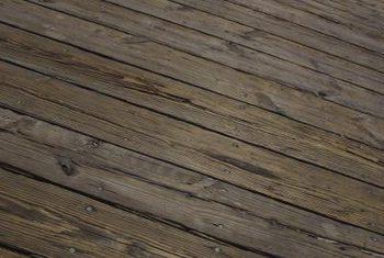 wood flooring cracks
