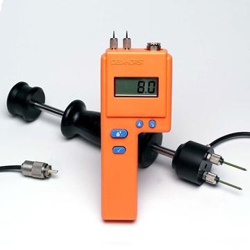 Moisture meter as used in Kaltimber