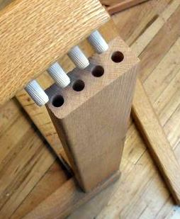 No nail no screw - just wood and glue