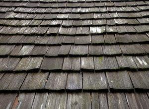 Ulin ironwood roof