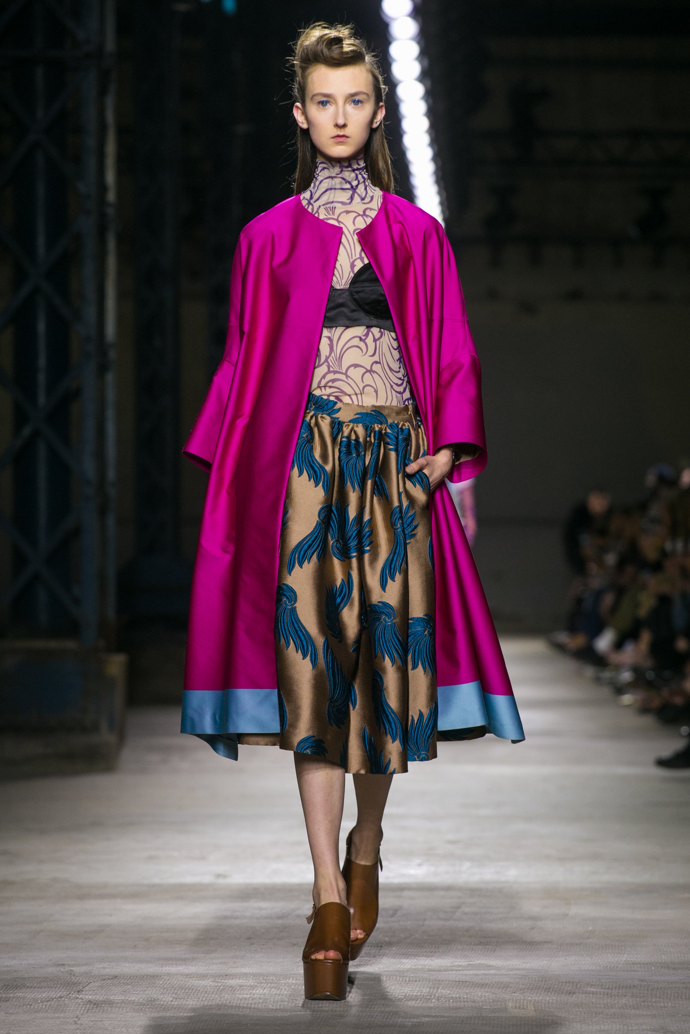 Dries Van Noten, Spring 2016, shown 10/5/15