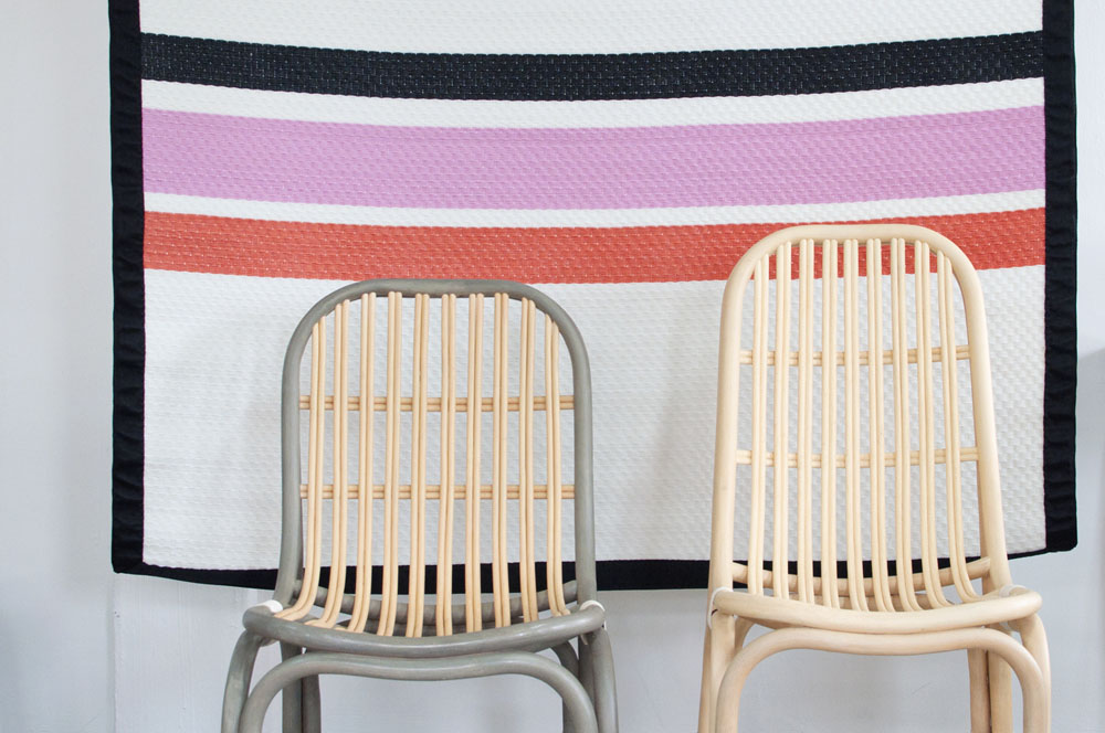 Studiohiji Grid Side Chair 03