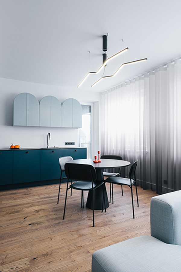 BOOMER - living / dining  Image by  Märt Lillesiim  for  Art of Space