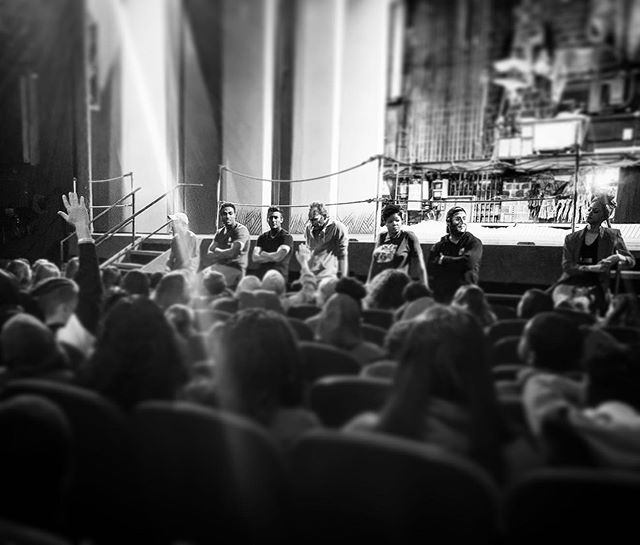 Talkbacks with the cast of a show encourage our students to get engaged and feel more like a participant than an observer. Check out an inspiring clip from our last talkback with the cast of #TheLionKing in our #instastory 🙋🏽‍♂️ #SituationProject #ExperiencesMatter #Inspire #TalkbackTuesday #Broadway #theatre