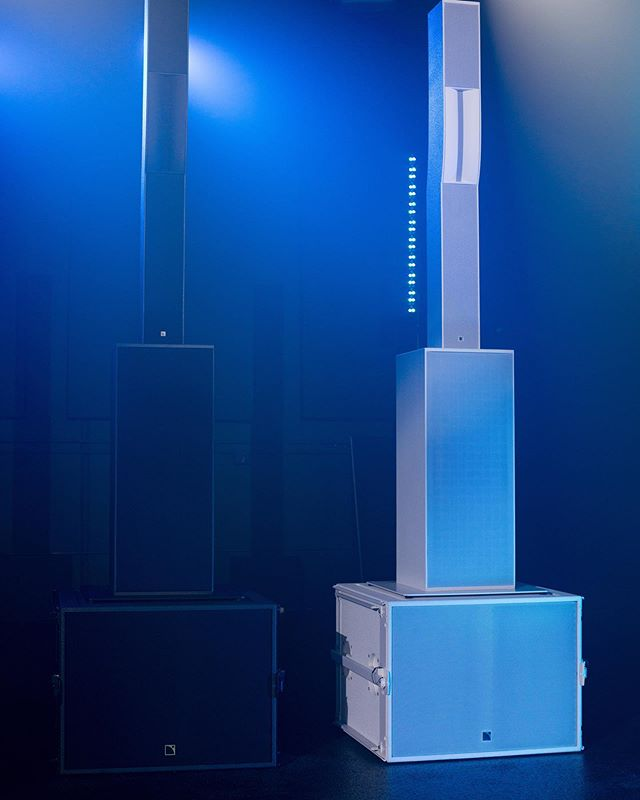 We love offering our L-Acoustics Syva loudspeakers in black AND white to complement any decor! 🙌 Syva is a new breed of sound system, tailor made for places where elegance and discretion are paramount. @lathebestsound #prosound #proaudio #syva #soundsystem #eventdesign #laevents #wedding #design #designsound