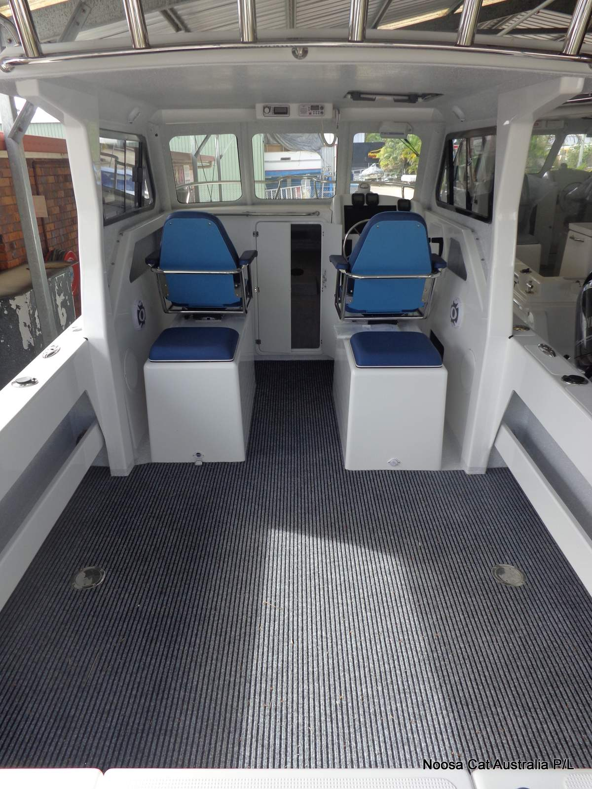 Noosa Cat 2400 Cabin (5).JPG