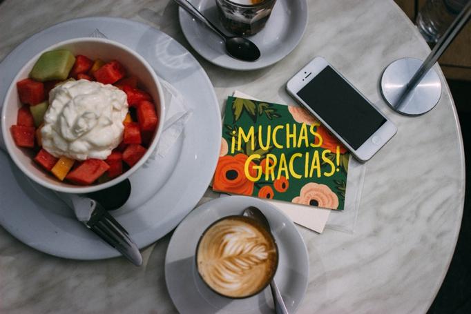 Melbourne Cafe - The Murphy Atlas