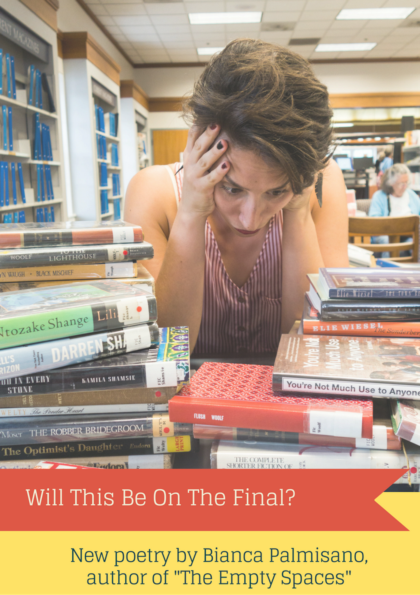 Will this be on the final?  978-1-941771-15-0   GOODREADS -   GOOGLE BOOKS    $4.99 DOWNLOAD   AVAILABLE AS AN EBOOK FROM:   AOIS21 MARKET - KOBOBOOKS  - GOOGLE PLAY - SMASHWORDS   BARNES & NOBLE - AMAZON - IBOOKSTORE -  Ganxy   AVAILABLE IN PAPERBACK:   AMAZON  - LULU -  BARNES AND NOBLE  -  BOOKSAMILLION