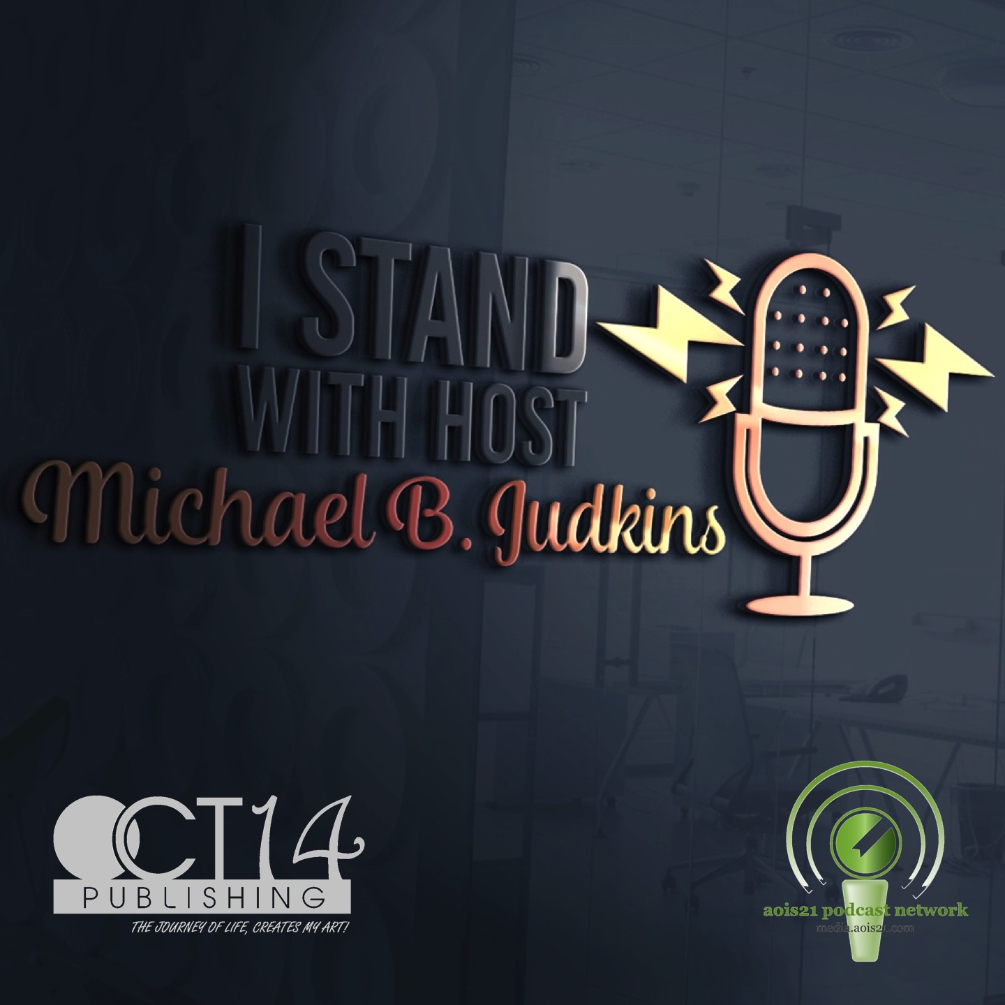 Click above to listen to 'I STAND with Host Michael B. Judkins'