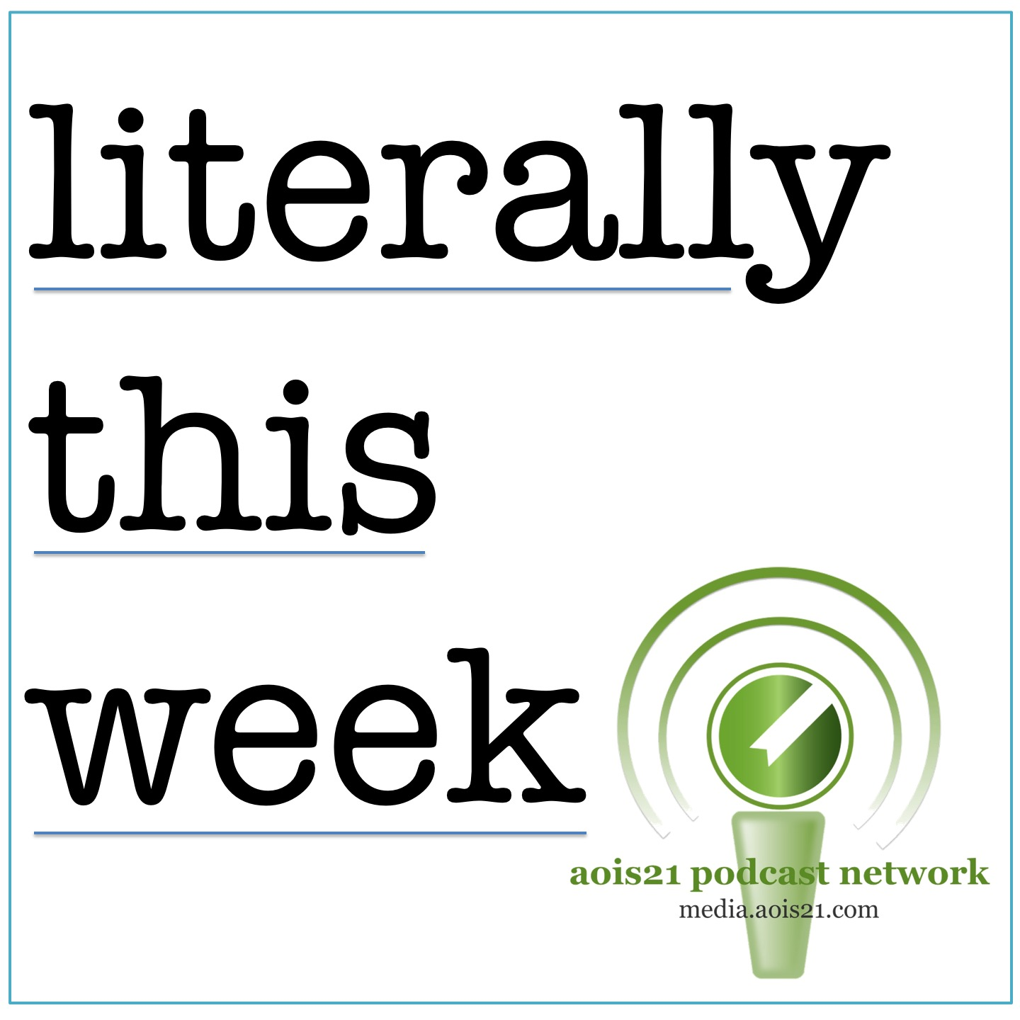 Click Above to listen to 'Literally This Week with Keith F. Shovlin'