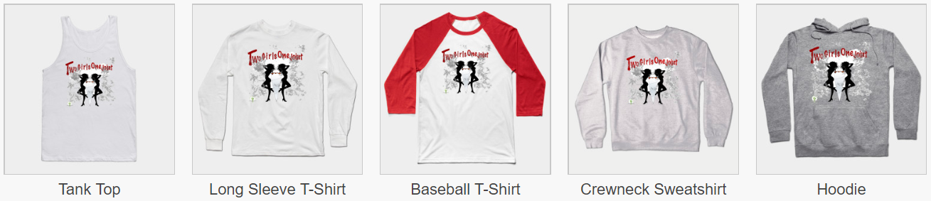 Click here for these and other Publish Me! apparel from  TeePublic