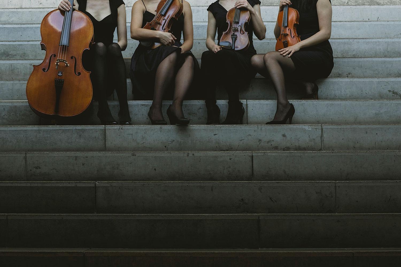 wedding string quartet music