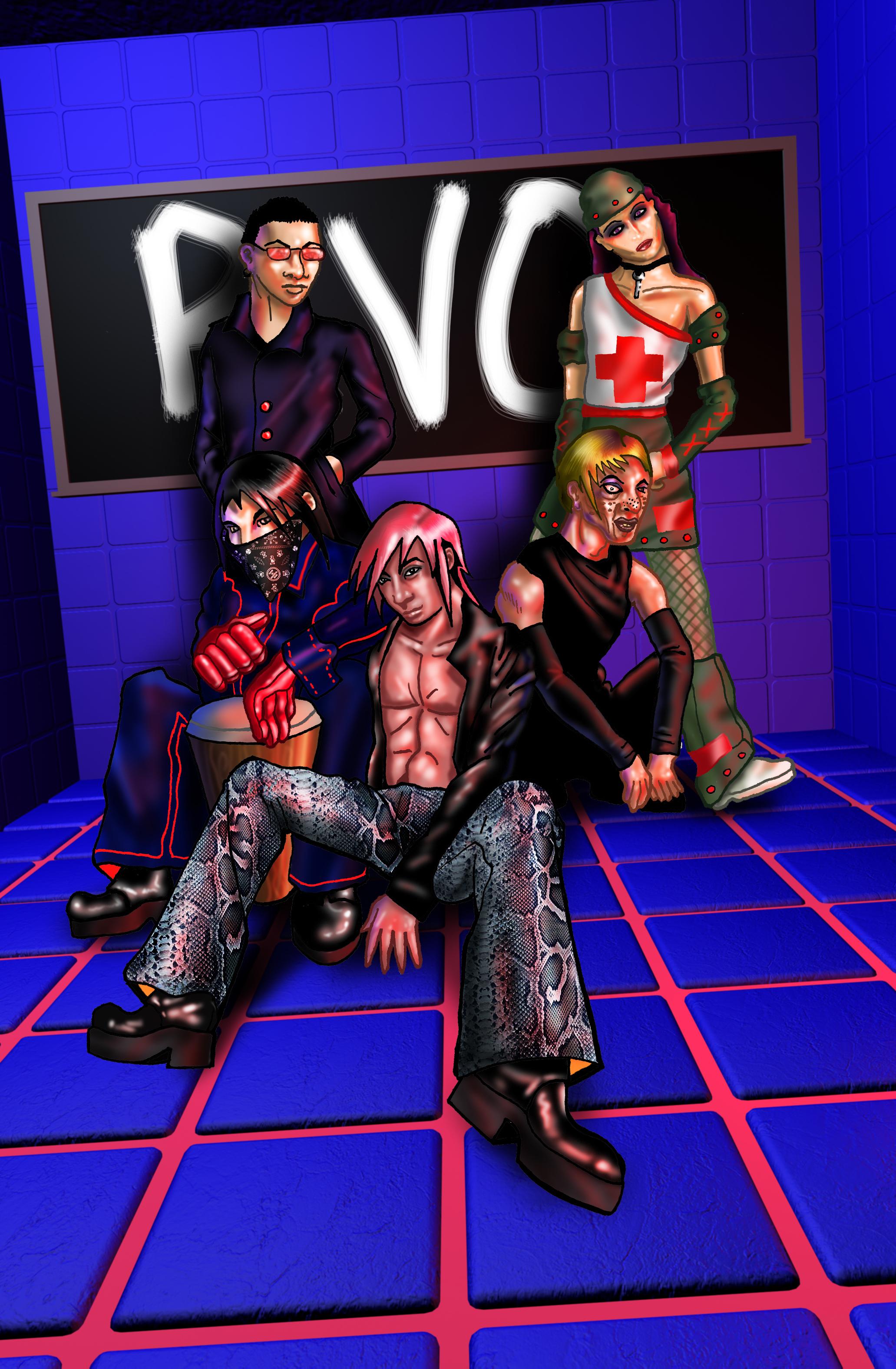 "RVO- ""Demon"" configuration"