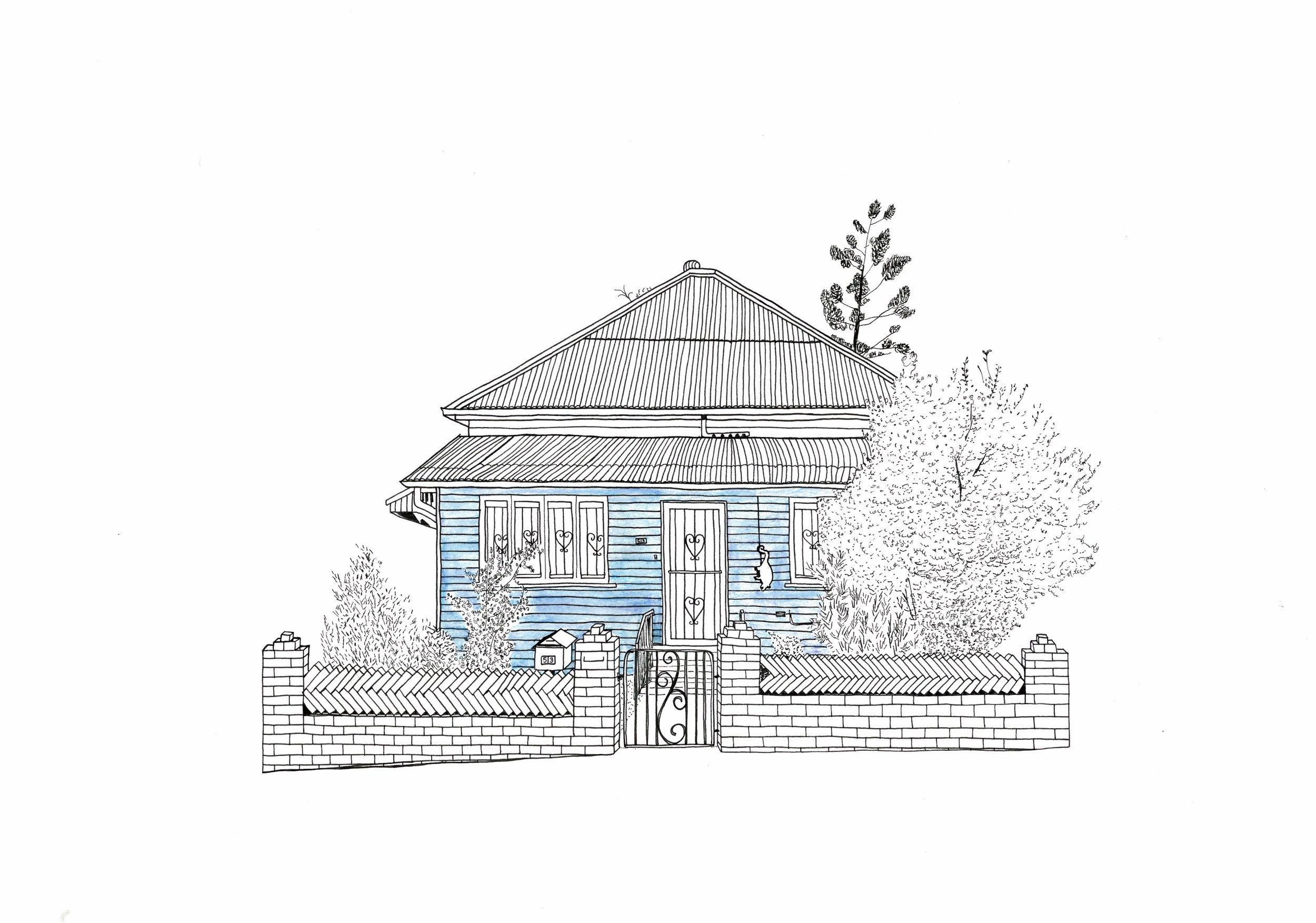 #3 Nana's House
