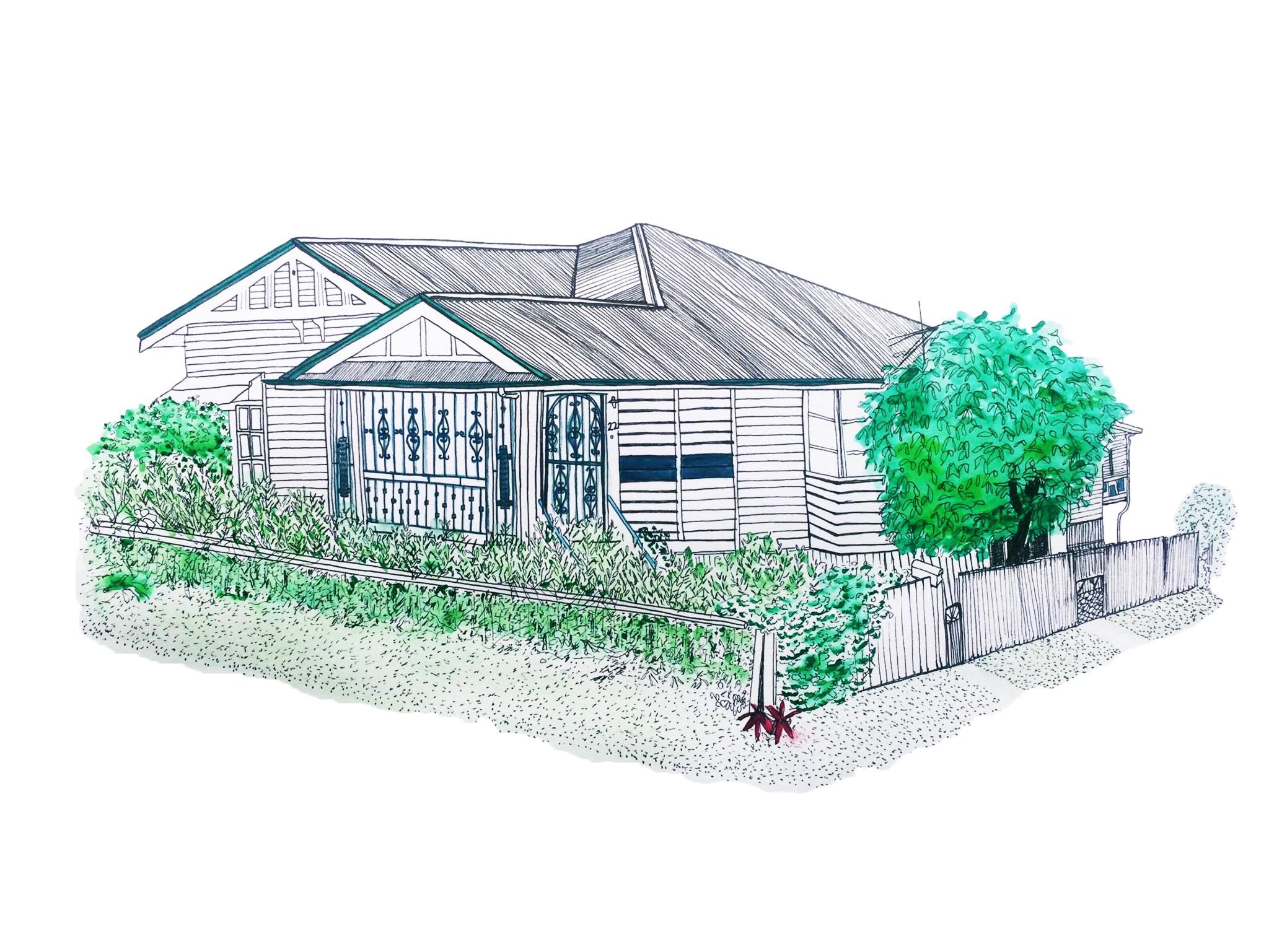#5 Anika's House