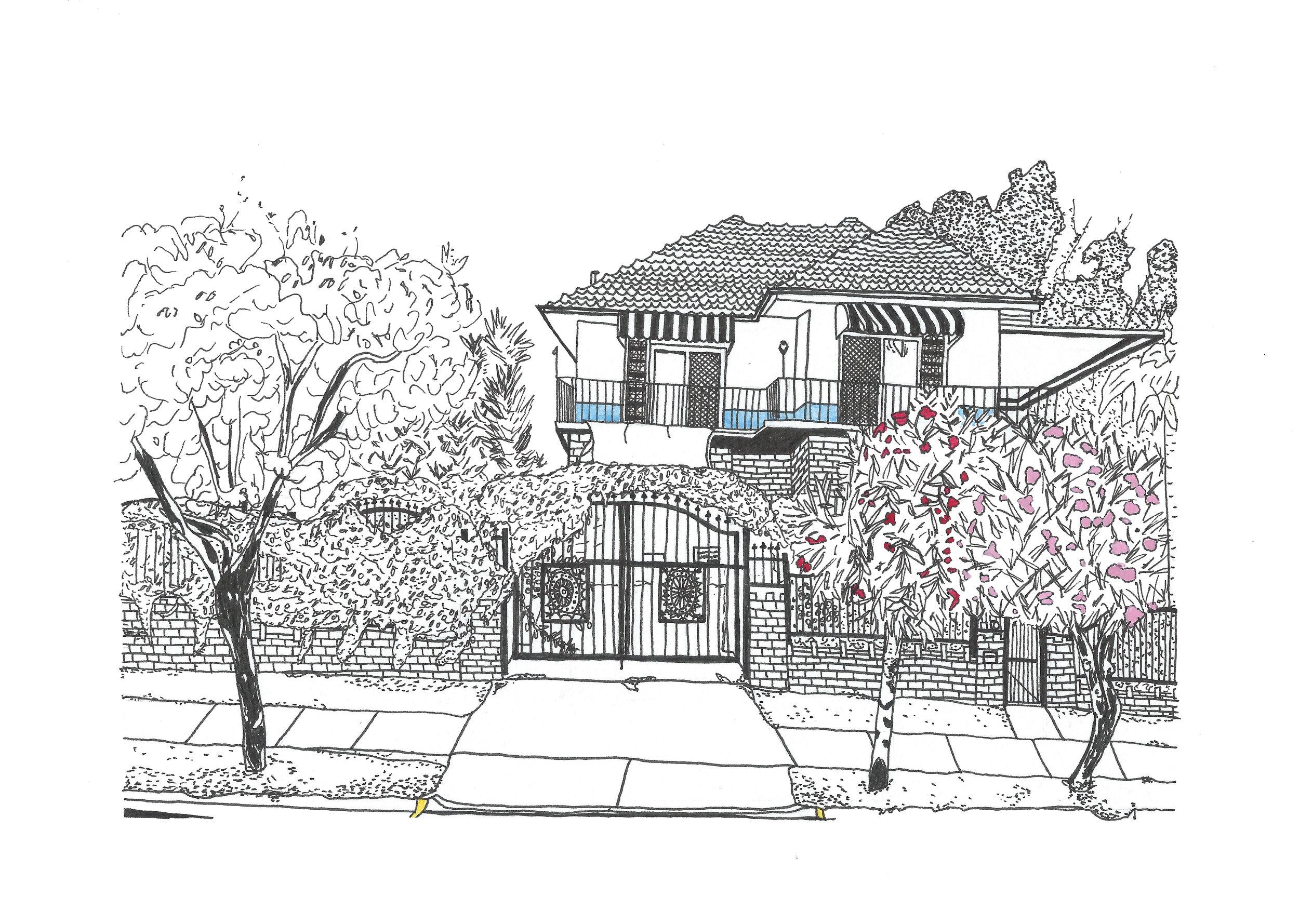#6 Garden House