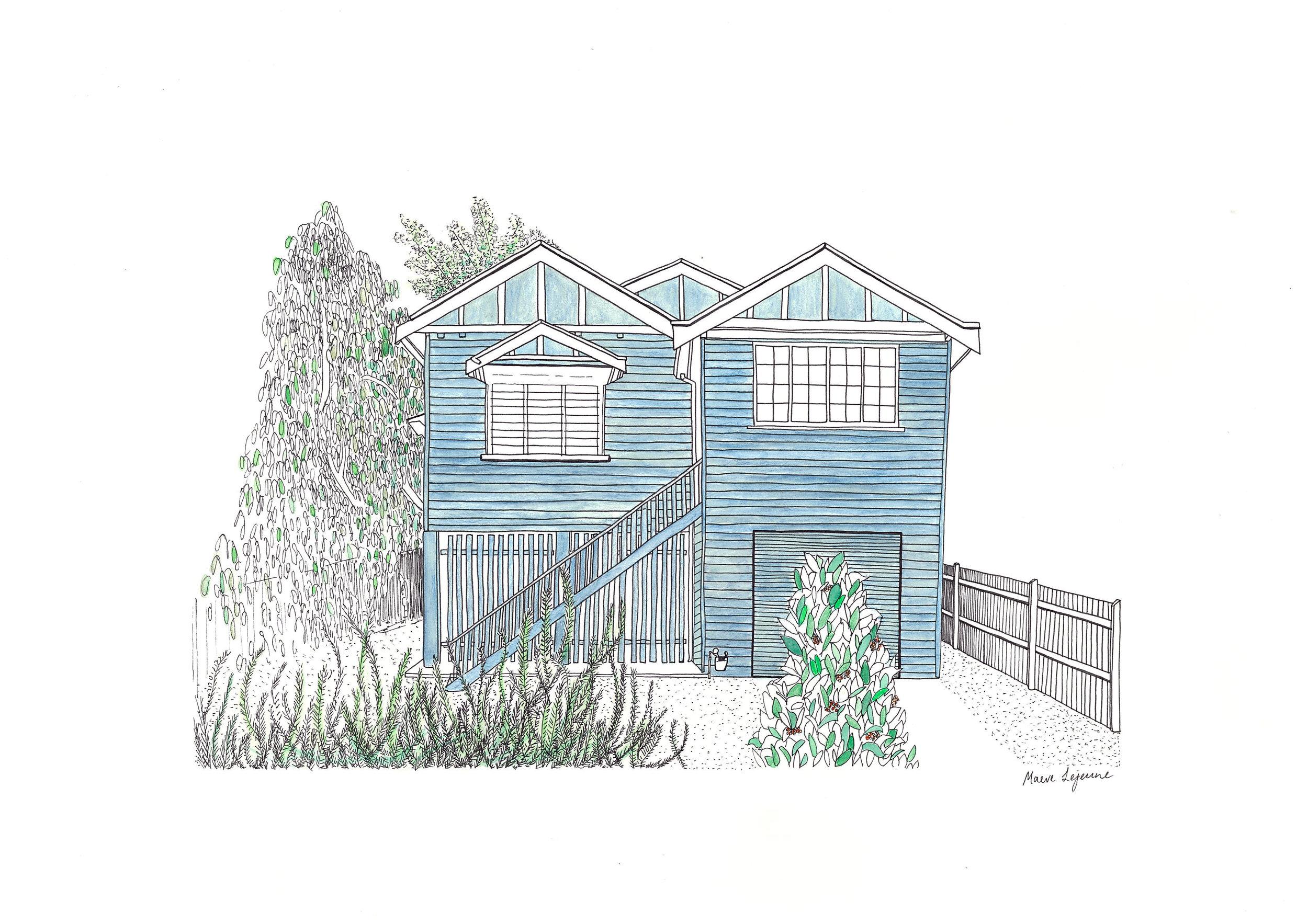 #11 Tori's House