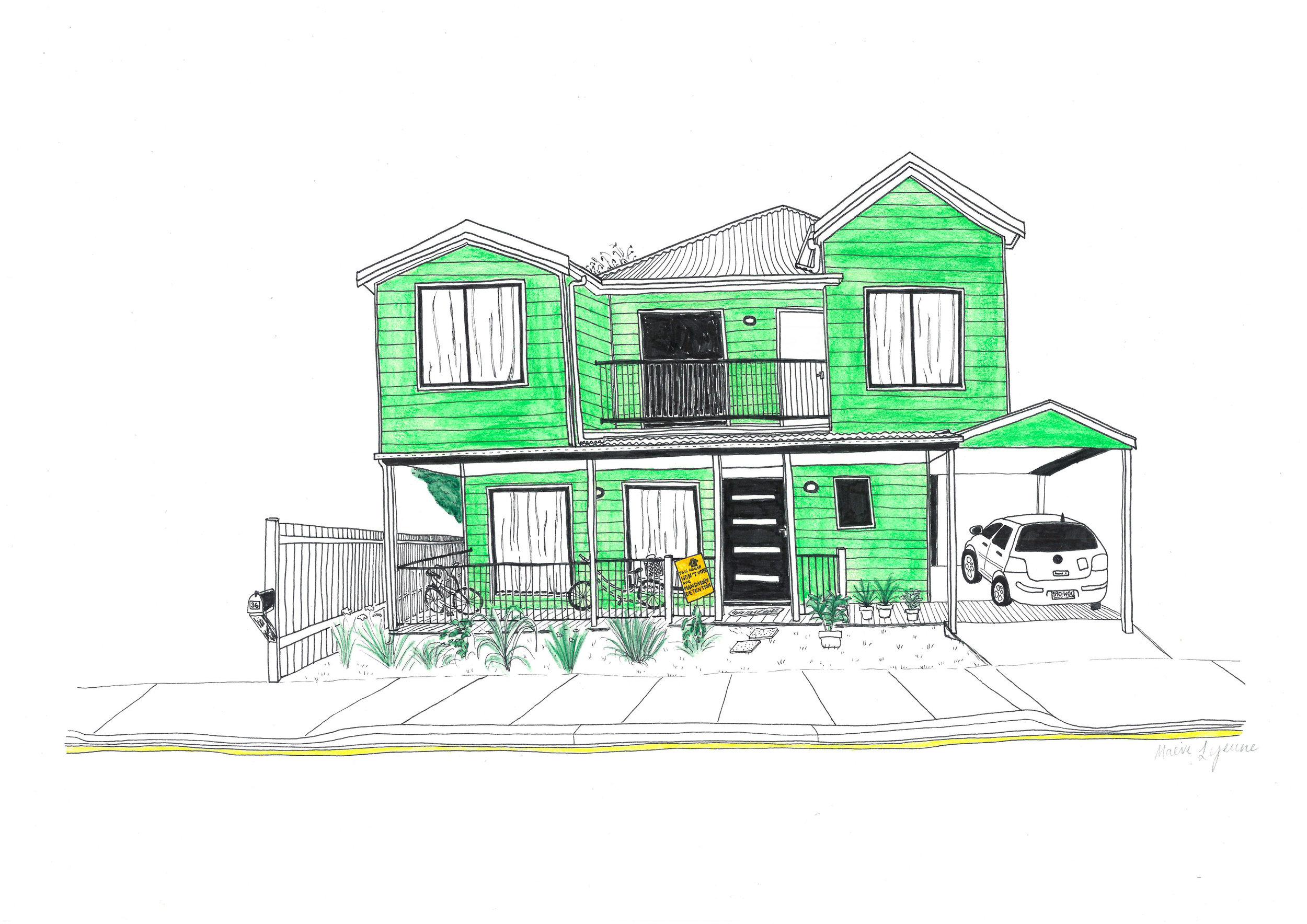 #16 Fynn's House