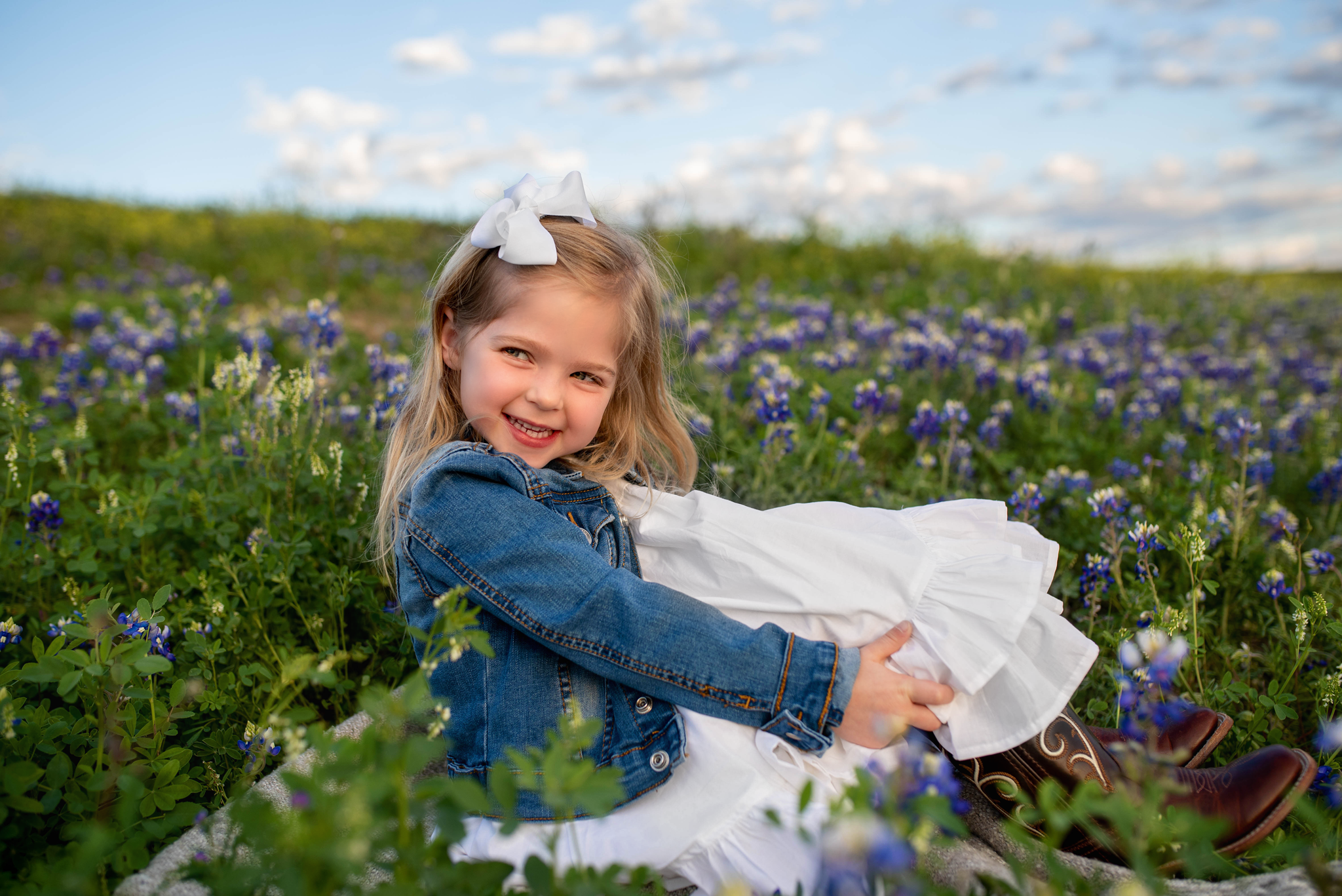 Bluebonnet Minis - March 1-31