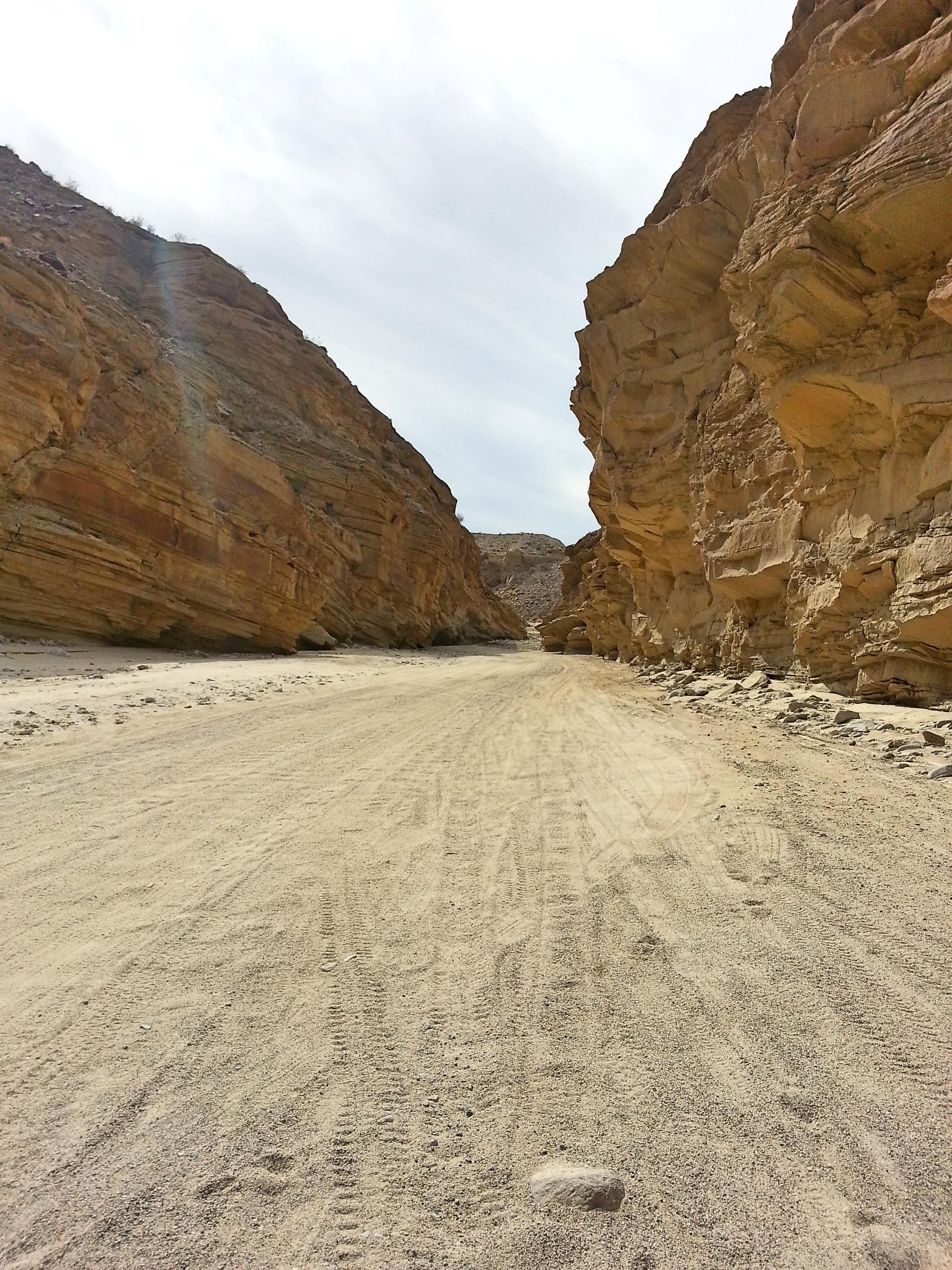 Split Mountain Road