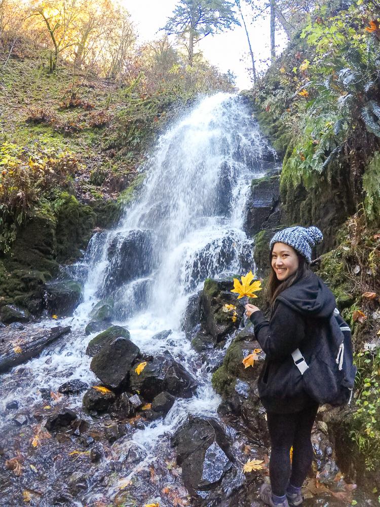 fairy-falls-columbia-river-gorge