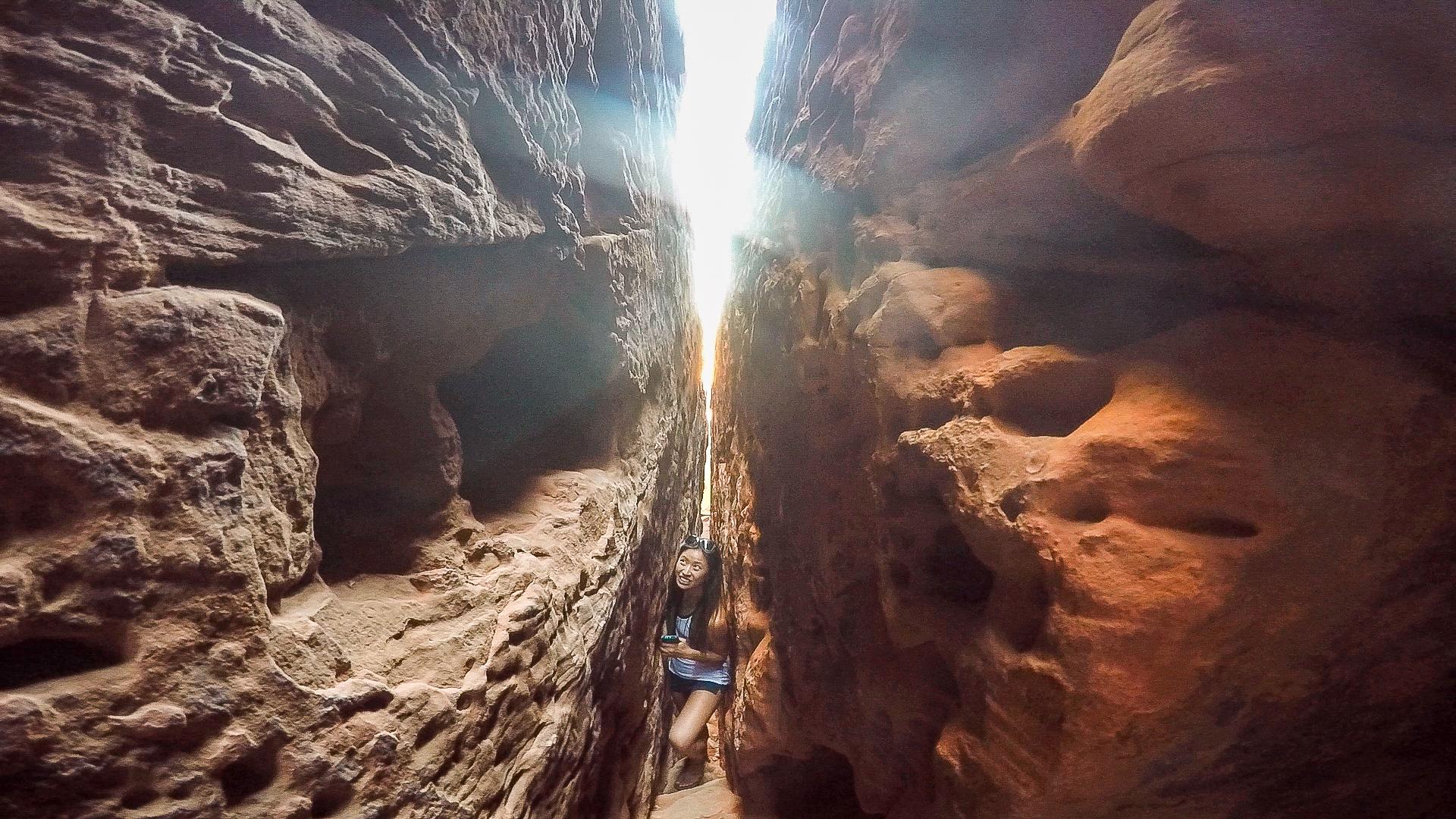 roadtrip-st-george-slot-canyon-pioneer-park