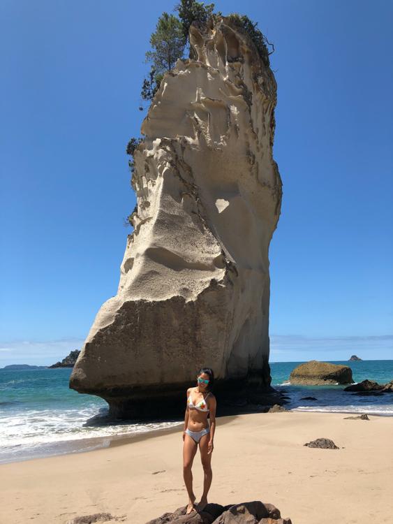 favorite beach on north island new zealand