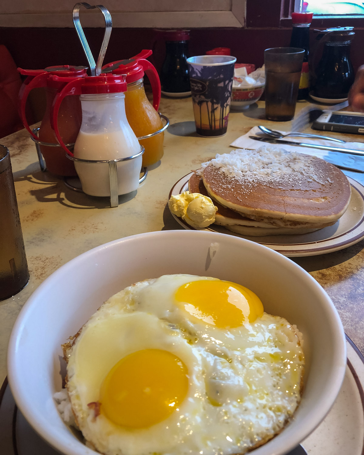 Unique Hawaiian-themed diner -  Ken's House of Pancakes