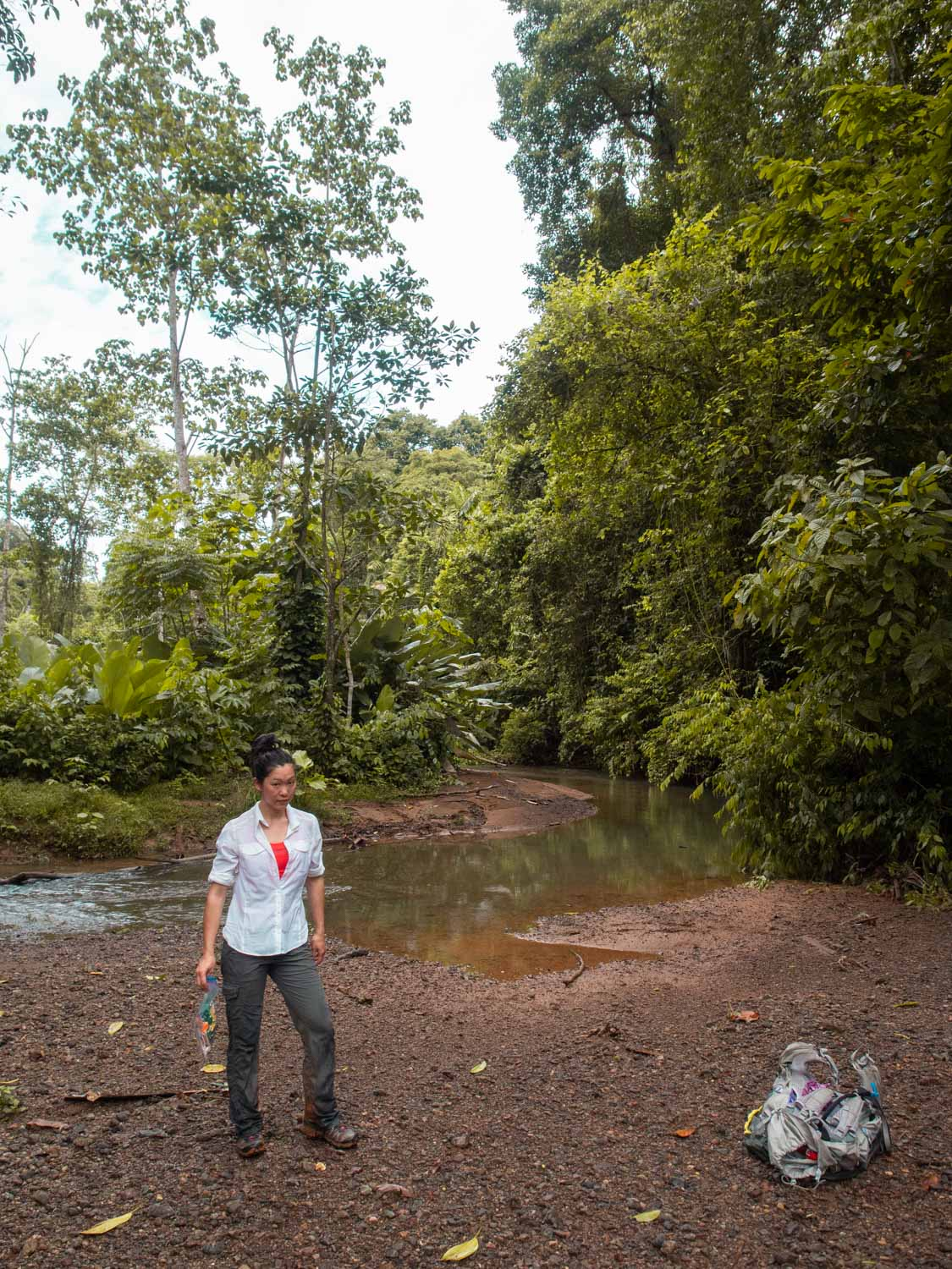 osa wild's three day jungle trek included a lunch