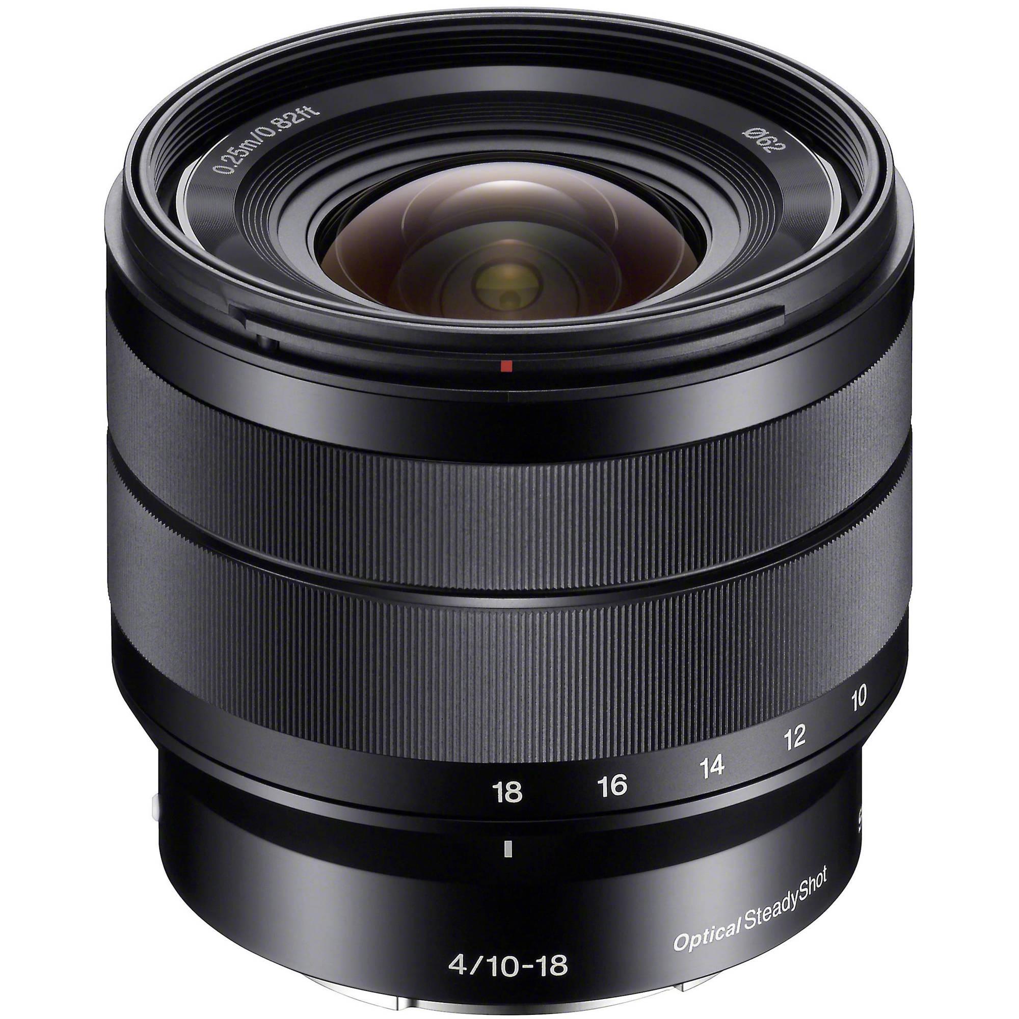 10-18mm Lens