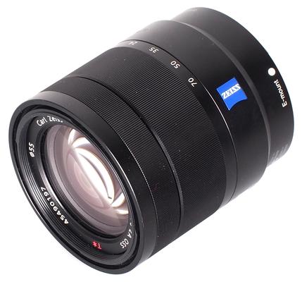 Sony Vario-Tessar E 16-70mm F4 lens