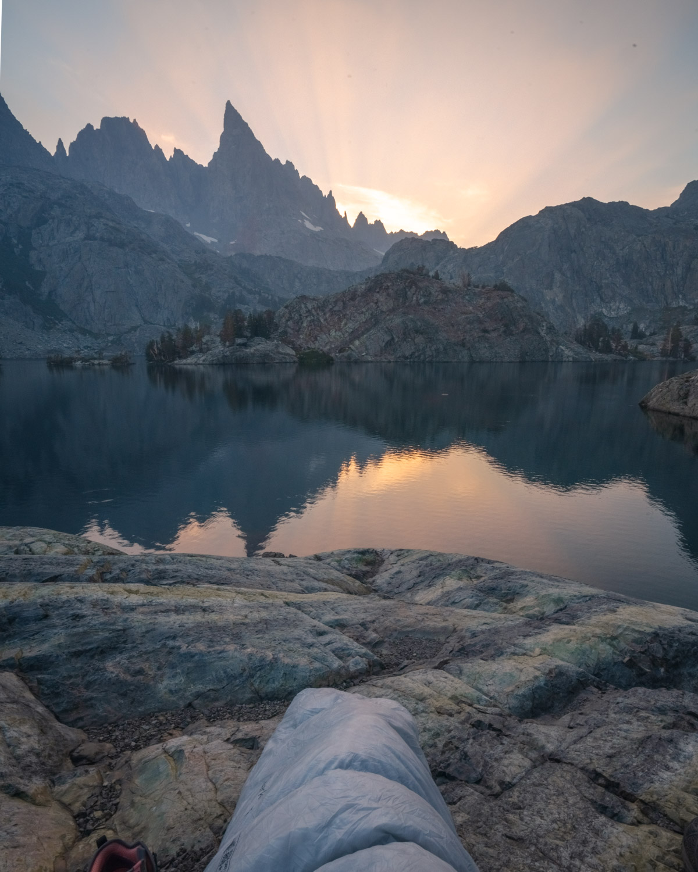 Favorite backpacking trips in California