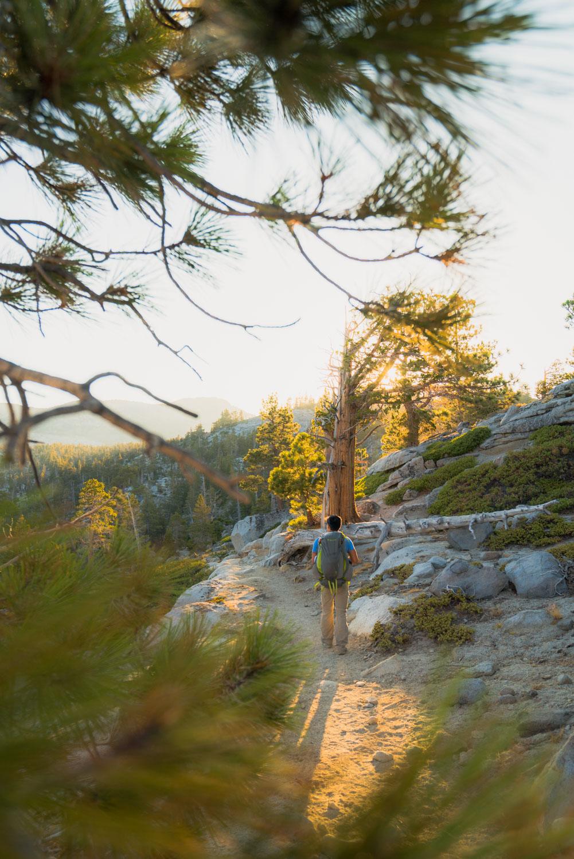 favorite desolation backpacking trails