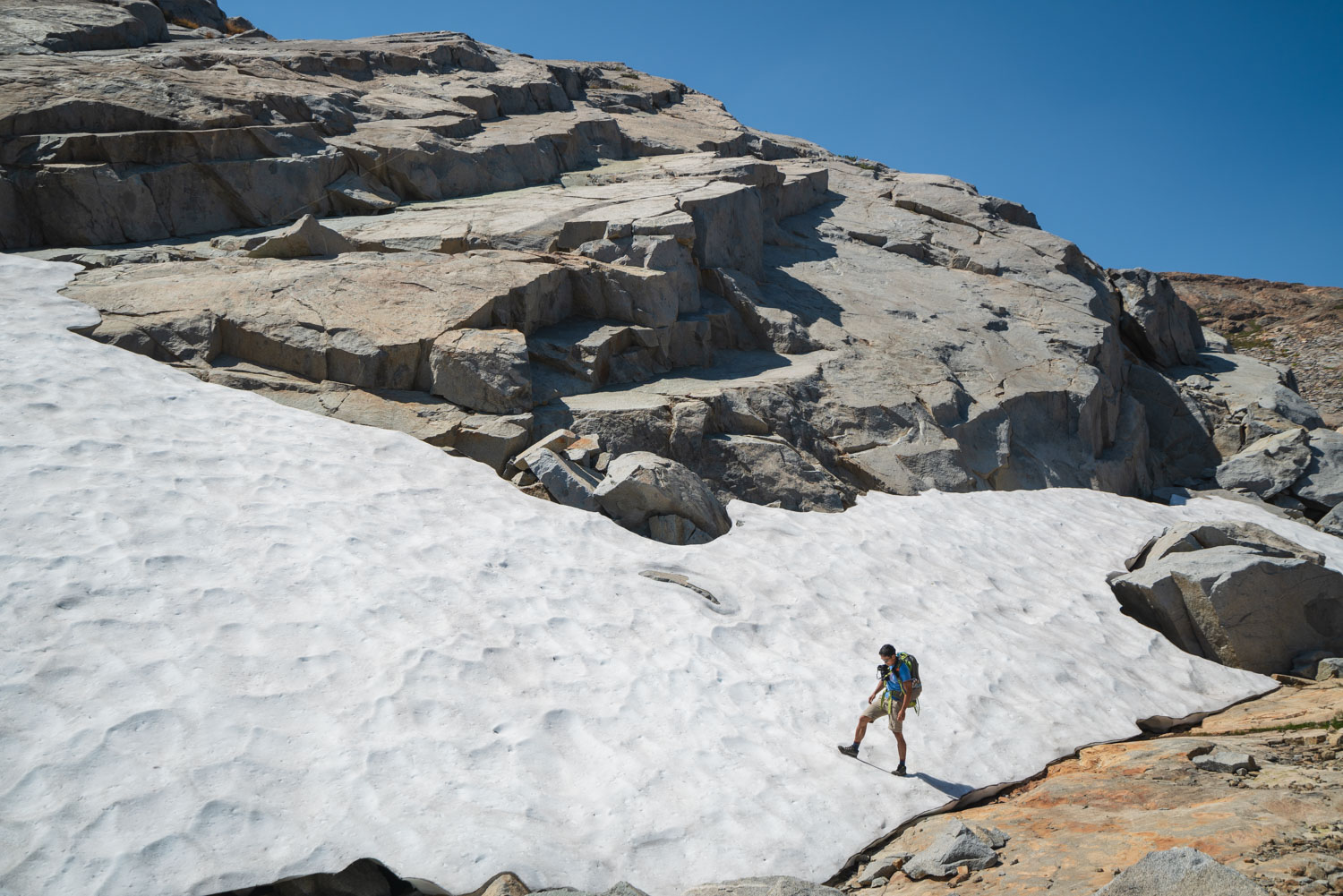 Tahoe backpacking lakes and hikes